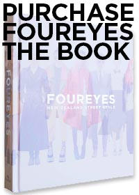 Buy the FOUREYES book here!
